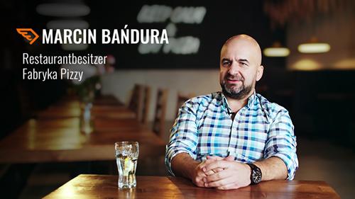 [:de]Restaurantbesitzer Fabryka Pizzy[:]
